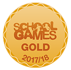 school games award gold 2018